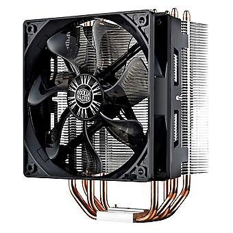 Cooler master hyper 212 evo cpu cooling system - proven performance - 4 continuous direct contact he