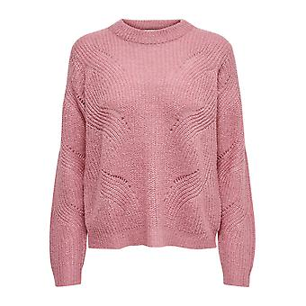 JDY Women's Pullover Knitted Sweater JDYDAISY Knit Noos Longsleeve Shirt Only
