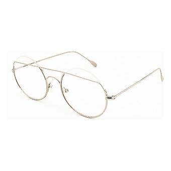 Unisex'�Spectacle frame Alfred Kerbs LOOPS-PLATA (� 50 mm)