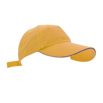 Anvil Unisex Low Profile Pigment Dyed Baseball Cap / Headwear (Pack of 2)