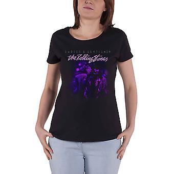Rolling Stones T skjorte Mick & Keith sammen offisielle kvinners mager passer