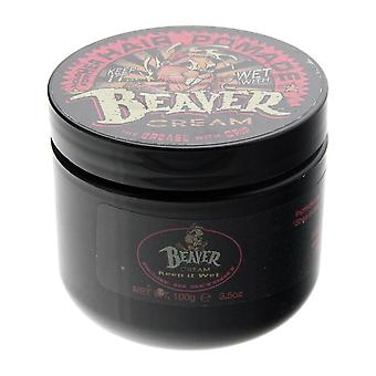 Cock Grease Beaver Cream Oil Based Hair Pomade 100g