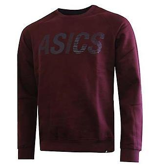 Asics Performance Prime Sport Essential Mens Pullover Sweatshirt 128725 0200 P4B