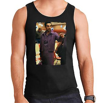 The Big Lebowski Jesus In The Bowling Alley Men's Vest