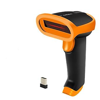 Terminal Wireless Barcode Scanner