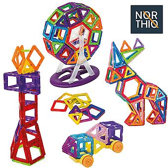Northio, Magnetic Building Toys - 82 Parts