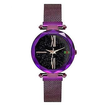 Mujeres relojes impermeable romano numeral