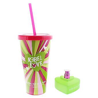 Agatha Ruiz de la Prada Rebel Love Collector Edition Eau de Toilette 80ml Spray