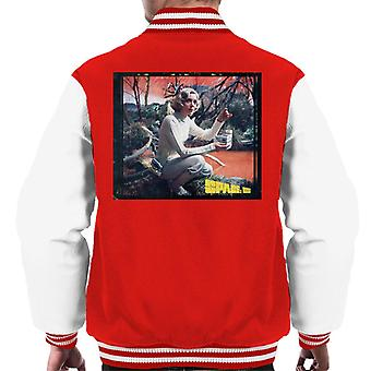Space 1999 Helena Russell Matter Of Life And Death Men's Varsity Jacket