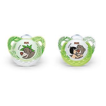 Nuk Pacifier Nuk Jungle Latex from 6 to 18 months