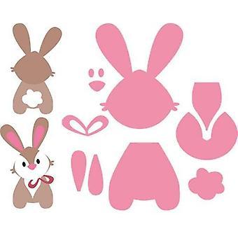 Marianne Design Collectables Snijdrijzen - Bunny Col1354