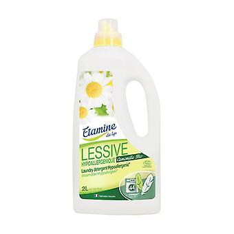Hypoallergenic liquid detergent for the washing machine 2 L