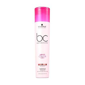 Bc ph 4.5 color freeze shampoo red int 250 ml of gel
