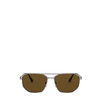 Prada PR 64XS gunmetal male sunglasses