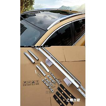 Pro Nissan Qashqai J11 2014 2015 2016 ! Střešní nosič Boční kolejnice Bary Zavazadla