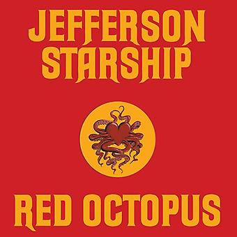 Jefferson Starship - Red Octopus [Vinyl] USA import