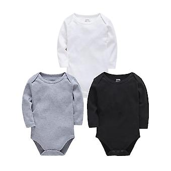 Newborn Baby Cotton Breathable Soft Sleepers Pajamas