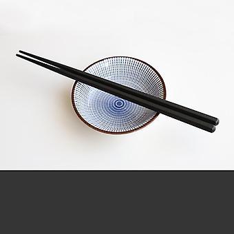 Japanese Chopsticks Alloy Non-slip Sushi Food Sticks