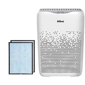 Aiibot Air Purifier with 2 True HEPA Filters for Home, with Sleep Mode, EU300