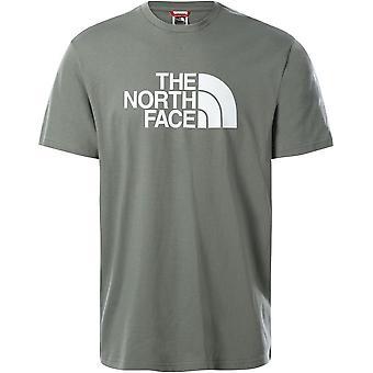 ノースフェイスイージーT92TX3V38ユニバーサルメンTシャツ
