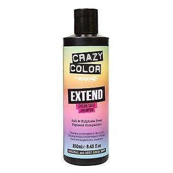 Crazy Champú Color Extender Color Seguro 250 ml