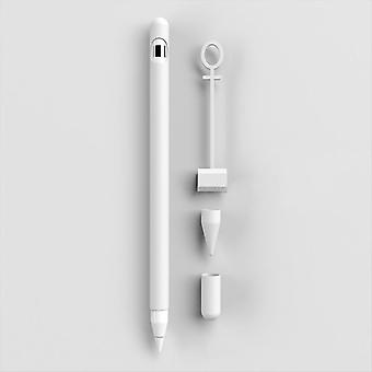 Soft Silicone Compatible For Apple Pencil Case For Ipad Tablet