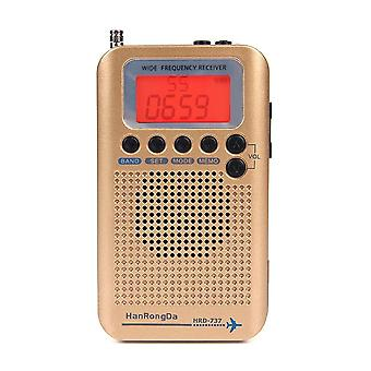 Przenośny samolot radiowy pełnej opaski radio