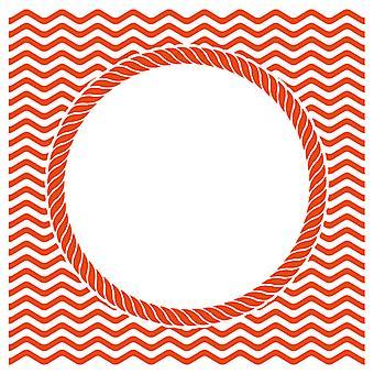 Marianne Design Embossing Folder - Ocean View