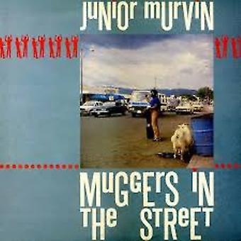 Junior Murvin - Muggers in the Street [Vinyl] USA import
