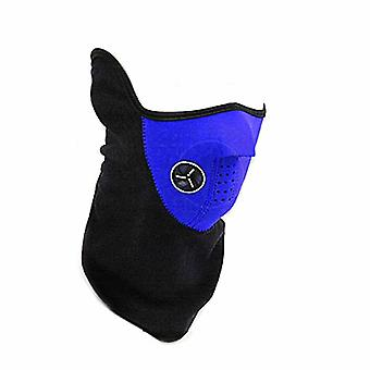 Motorcycle Windproof, Outdoor Warm Ski Caps, Balaclavas Half Face Mask
