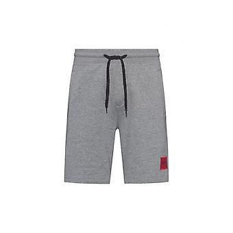 Hugo Boss Diz Bomuld Grå Shorts