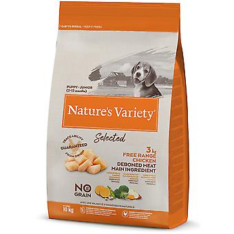 Nature's Variety Selected Junior Pollo en Libertad (Dogs , Dog Food , Dry Food)