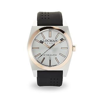 Locman watch stealth 02010ragf5n0sik