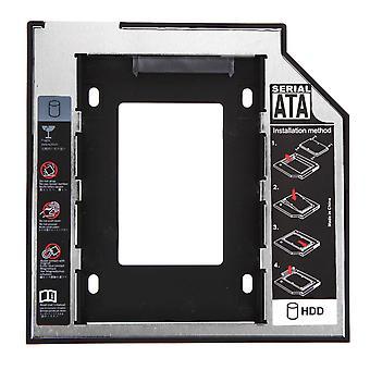 Universal 2. 9,5 mm Ssd Hd Sata Festplatte Laufwerk Hdd Caddy Adapter Bay für Cd
