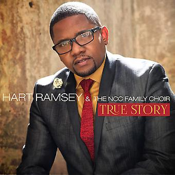 Hart Ramsey - True Story [CD] USA import