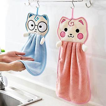 Cute Cartoon Soft Hand Face Wipe Towel