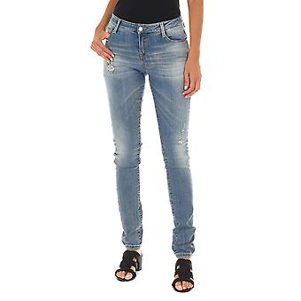 MET Mujeres Jeans Georgia/32 Azul