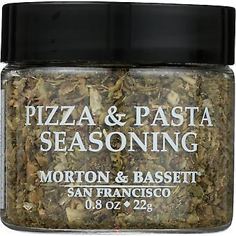 מורטון & באסט תיבול פיצה & פסטה, מארז של 3 X 0.8 עוז