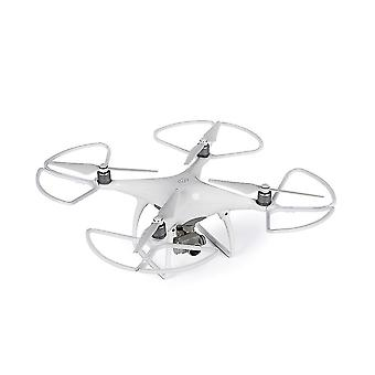 White Abs Detachable Propellers Protectors Guard Bumpers For Dji Phantom 4