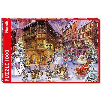 Piatnik Ruyer Christmas Village Puzzle (1000 pezzi)