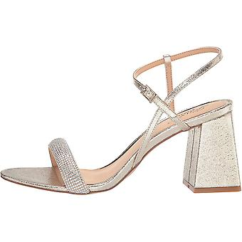 Jewel Badgley Mischka Women's City Heeled Sandal