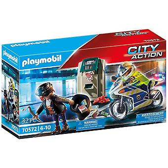 Playmobil 70572 City Action Politiet Bank Robber Chase