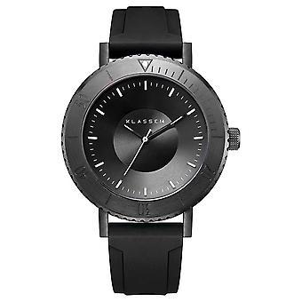 Klasse14 Volare Taras Dark 44mm Black Silicon Strap WVT19BK001M Watch