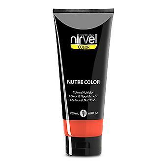Tillfällig färg nutre färg Nirvel fluor korall (200 ml)