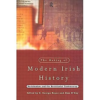 Skapandet av modern irländsk historia: Revisionism och revisionistiska kontroversen