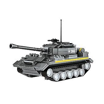Collezione Giocattoli per bambini Educativi Blocchi di plastica Mattoncini militari Carri armati Militari Mattoncini Giocattoli