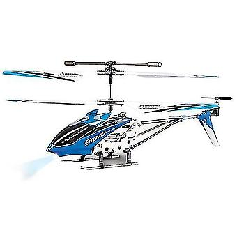Remote control helicopters blue - syma s107g 3 channel infrared controlled helicopter with gyroscopic stability control