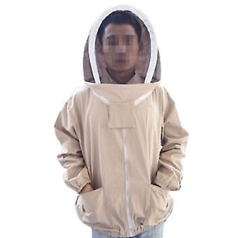 الأبيض مبطن تربية النحل موحدة Euipment النحل واقية من الملابس