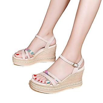 Nouveau style Muffin Fashion Platform Heels