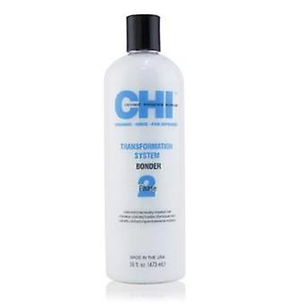 Chi Transformation System Phase 2 - Bonder Formula B (for Colored/chemically Treated Hair) - 473ml/16oz